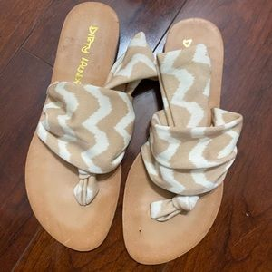 Dirty Laundry Sandals